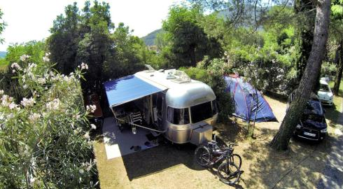 Airstream how to Park