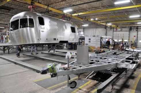 Airstream Manufacturing