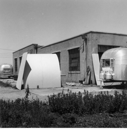 Airstream moves to Jackson Center Ohio in 1952