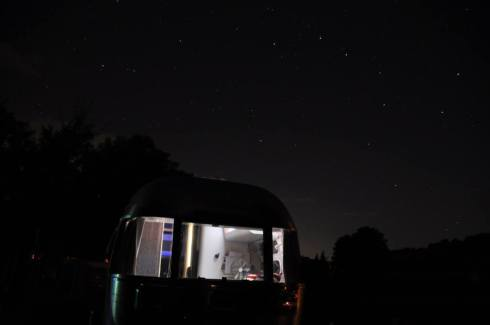Airstream Night